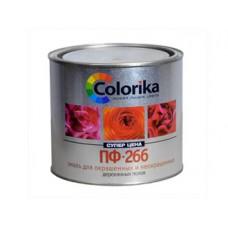 Эмаль алкидная ПФ-266 Colorika