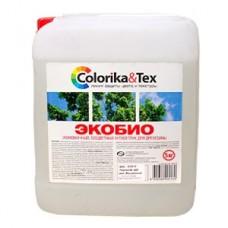"""""""Экобио"""" экономичный антисептик для древесины, эксплуатирующейся внутри помещения, либо под навесом"""
