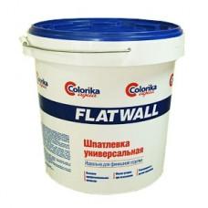 Шпатлевка универсальная FlatWall