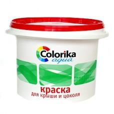 Краска для крыши и цоколя