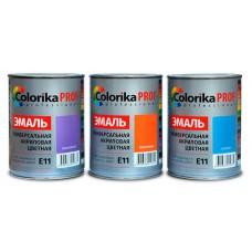 Эмаль Colorika Prof E11 акриловая цветная
