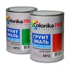 Грунт-эмаль акриловая антикоррозийная по металлу AR-12