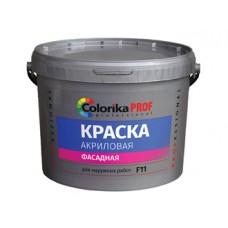 Краска Colorika Prof F11 акриловая фасадная