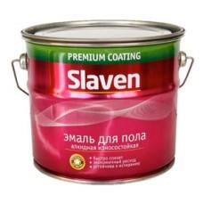 Эмаль Slaven элитная алкидная ПФ-266 для пола