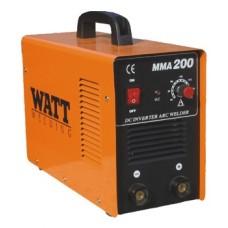 Сварочный аппарат инверторного типа WATT MMA-200
